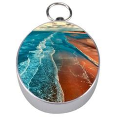 Sea Ocean Coastline Coast Sky Silver Compasses