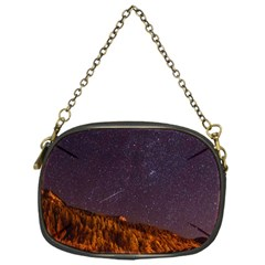 Italy Cabin Stars Milky Way Night Chain Purses (one Side)