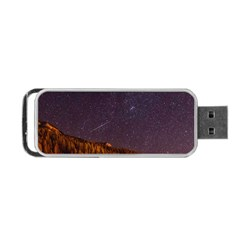 Italy Cabin Stars Milky Way Night Portable Usb Flash (two Sides)