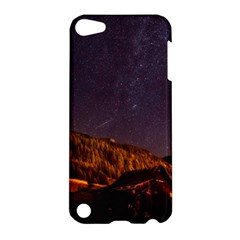 Italy Cabin Stars Milky Way Night Apple Ipod Touch 5 Hardshell Case
