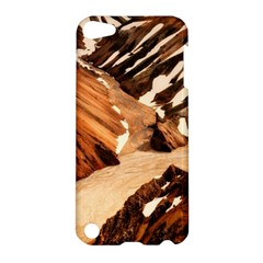 Iceland Mountains Snow Ravine Apple Ipod Touch 5 Hardshell Case