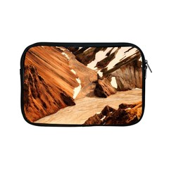 Iceland Mountains Snow Ravine Apple Ipad Mini Zipper Cases