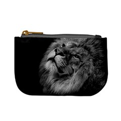Feline Lion Tawny African Zoo Mini Coin Purses