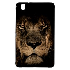 African Lion Mane Close Eyes Samsung Galaxy Tab Pro 8 4 Hardshell Case