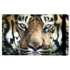 Tiger Bengal Stripes Eyes Close Apple Ipad 3/4 Flip Case