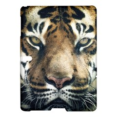 Tiger Bengal Stripes Eyes Close Samsung Galaxy Tab S (10 5 ) Hardshell Case