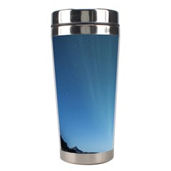 Aurora Borealis Lofoten Norway Stainless Steel Travel Tumblers