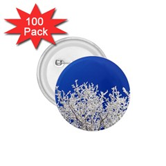 Crown Aesthetic Branches Hoarfrost 1 75  Buttons (100 Pack)