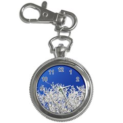Crown Aesthetic Branches Hoarfrost Key Chain Watches