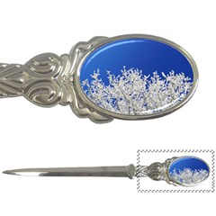 Crown Aesthetic Branches Hoarfrost Letter Openers