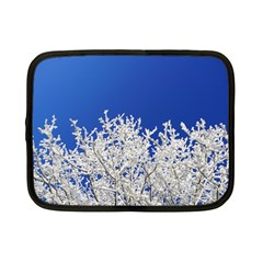Crown Aesthetic Branches Hoarfrost Netbook Case (small)