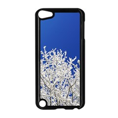 Crown Aesthetic Branches Hoarfrost Apple Ipod Touch 5 Case (black)
