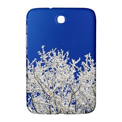 Crown Aesthetic Branches Hoarfrost Samsung Galaxy Note 8 0 N5100 Hardshell Case
