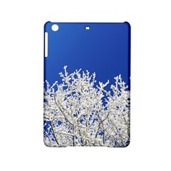 Crown Aesthetic Branches Hoarfrost Ipad Mini 2 Hardshell Cases