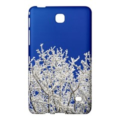 Crown Aesthetic Branches Hoarfrost Samsung Galaxy Tab 4 (7 ) Hardshell Case