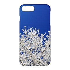 Crown Aesthetic Branches Hoarfrost Apple Iphone 7 Plus Hardshell Case