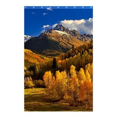 Colorado Fall Autumn Colorful Shower Curtain 48  X 72  (small)