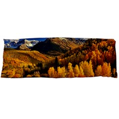 Colorado Fall Autumn Colorful Body Pillow Case Dakimakura (two Sides)