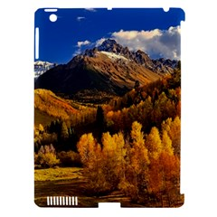 Colorado Fall Autumn Colorful Apple Ipad 3/4 Hardshell Case (compatible With Smart Cover)