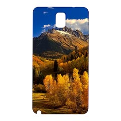Colorado Fall Autumn Colorful Samsung Galaxy Note 3 N9005 Hardshell Back Case