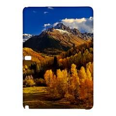 Colorado Fall Autumn Colorful Samsung Galaxy Tab Pro 12 2 Hardshell Case