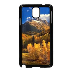 Colorado Fall Autumn Colorful Samsung Galaxy Note 3 Neo Hardshell Case (black)