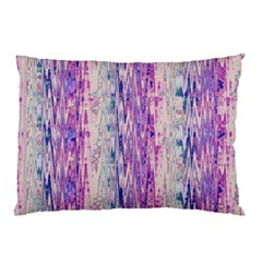 Splashes Pattern Pillow Case (two Sides)
