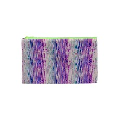 Splashes Pattern Cosmetic Bag (xs)