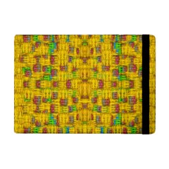 Rainbow Stars In The Golden Skyscape Apple Ipad Mini Flip Case
