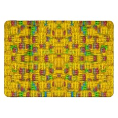 Rainbow Stars In The Golden Skyscape Samsung Galaxy Tab 8 9  P7300 Flip Case