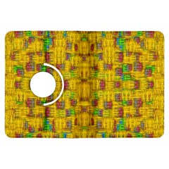 Rainbow Stars In The Golden Skyscape Kindle Fire Hdx Flip 360 Case