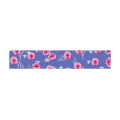Roses And Roses Flano Scarf (mini)