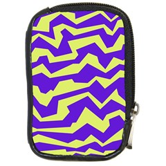 Polynoise Vibrant Royal Compact Camera Cases