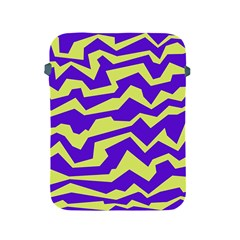 Polynoise Vibrant Royal Apple Ipad 2/3/4 Protective Soft Cases