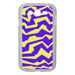 Polynoise Vibrant Royal Samsung Galaxy Grand Duos I9082 Case (white)