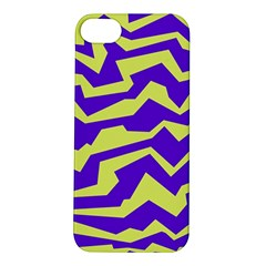 Polynoise Vibrant Royal Apple Iphone 5s/ Se Hardshell Case