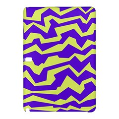 Polynoise Vibrant Royal Samsung Galaxy Tab Pro 12 2 Hardshell Case