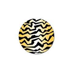 Polynoise Tiger Golf Ball Marker