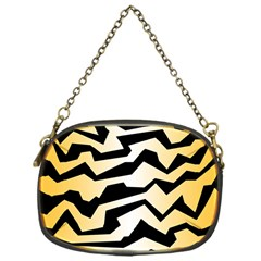 Polynoise Tiger Chain Purses (one Side)