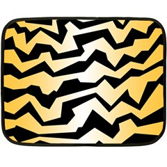 Polynoise Tiger Fleece Blanket (mini)