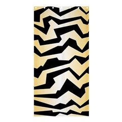 Polynoise Tiger Shower Curtain 36  X 72  (stall)