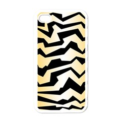 Polynoise Tiger Apple Iphone 4 Case (white)