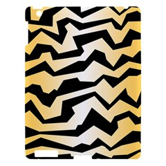 Polynoise Tiger Apple Ipad 3/4 Hardshell Case