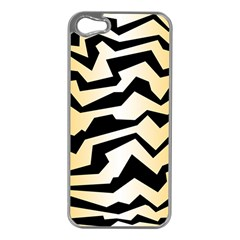 Polynoise Tiger Apple Iphone 5 Case (silver)