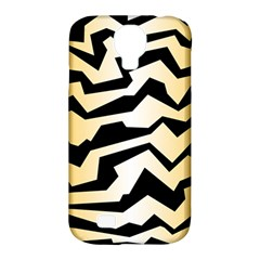 Polynoise Tiger Samsung Galaxy S4 Classic Hardshell Case (pc+silicone)