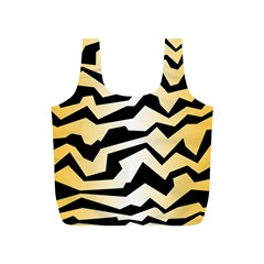 Polynoise Tiger Full Print Recycle Bags (s)