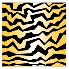 Polynoise Tiger Large Satin Scarf (square)