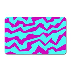 Polynoise Shock New Wave Magnet (rectangular)