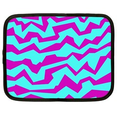 Polynoise Shock New Wave Netbook Case (xxl)