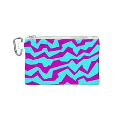 Polynoise Shock New Wave Canvas Cosmetic Bag (s)